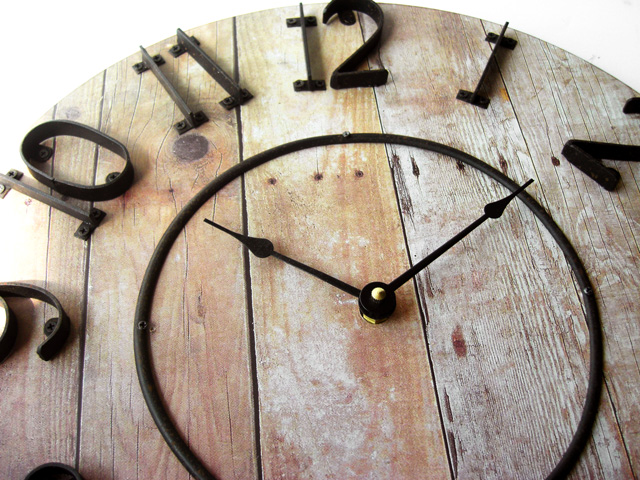 barrel-clock