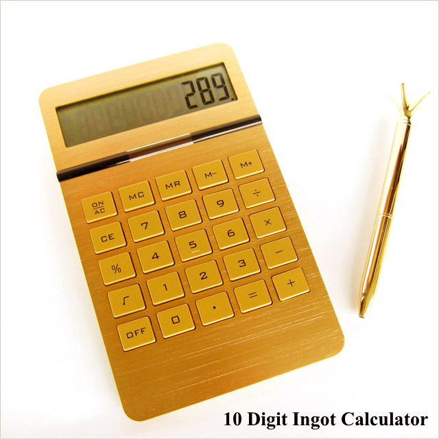 10-digit-ingot-calculator