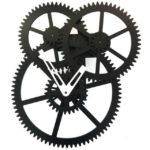 triple-gear-wall-clock